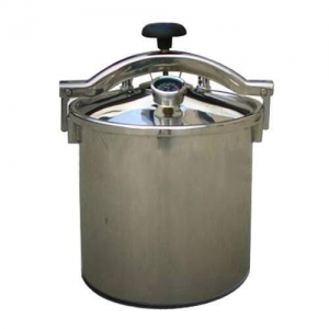 18L Portable Autoclave Sterilizer High Pressure Steam Medical Equipment YX-18HM